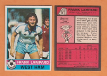 West Ham United Frank Lampard